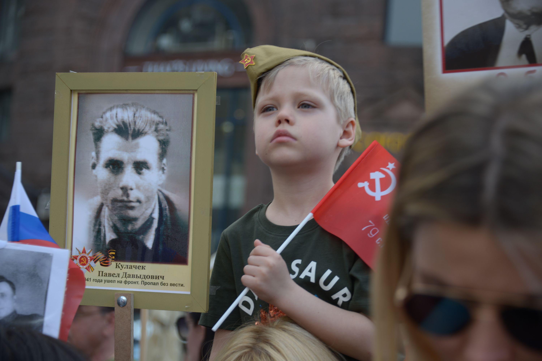 Онлайн-акцию «Бессмертный полк» организуют для жителей Троицка