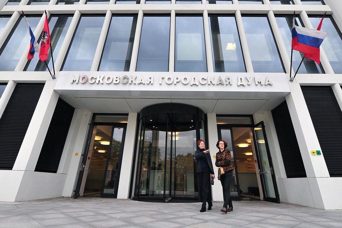 Спикер Мосгордумы отметил отсутствие сбоев при проведении дистанционного заседания столичного парламента. Фото: официальный сайт мэра Москвы