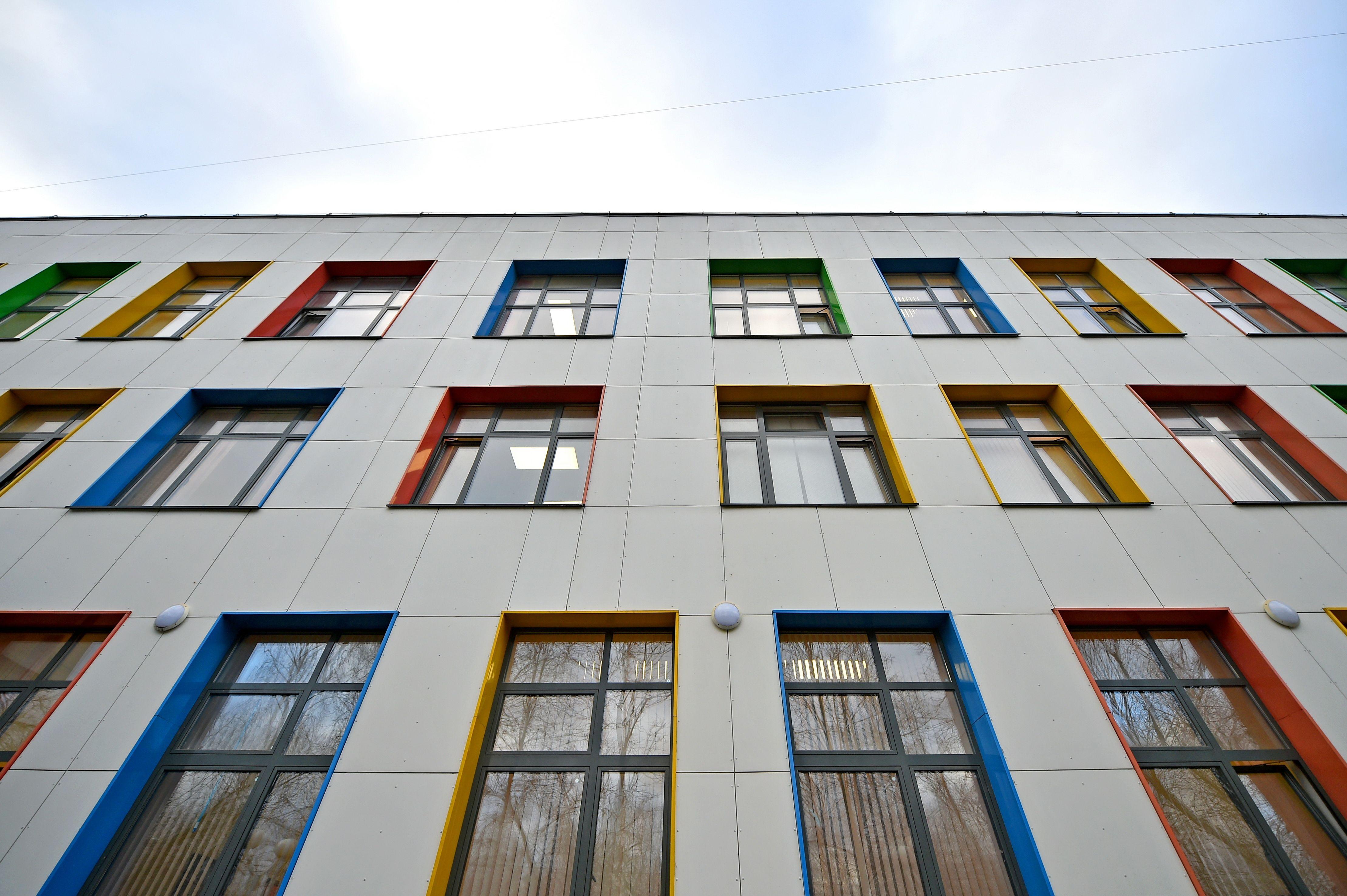 Восемь школ и детских садов откроют во Внуковском