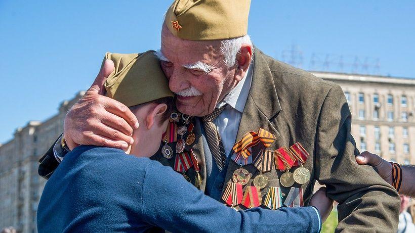 Ребята подготовили материал специально ко Дню Победы. Фото: сайт мэра Москвы