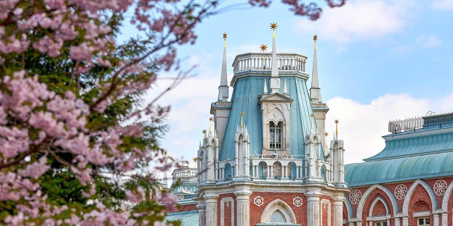Парки Москвы подготовили новую онлайн-программу на неделю