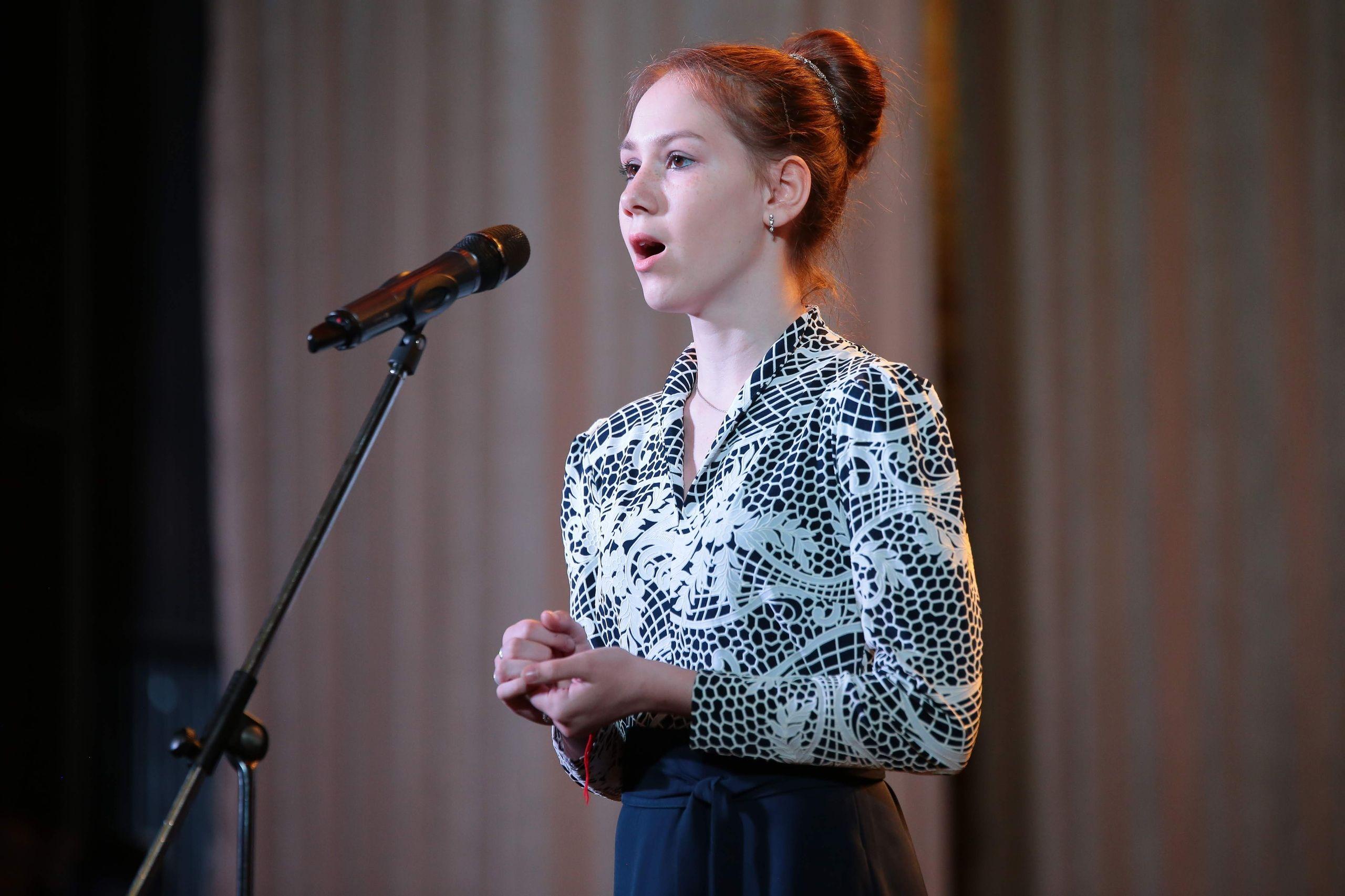 Девушка из поселения Кокошкино стала лауреатом международного патриотического конкурса