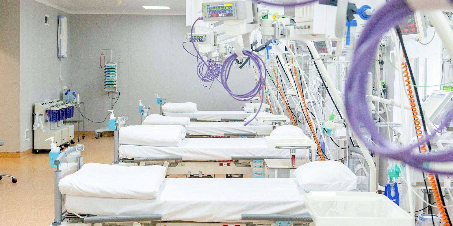 Еще 20 человек госпитализировали в больницу в Коммунарке