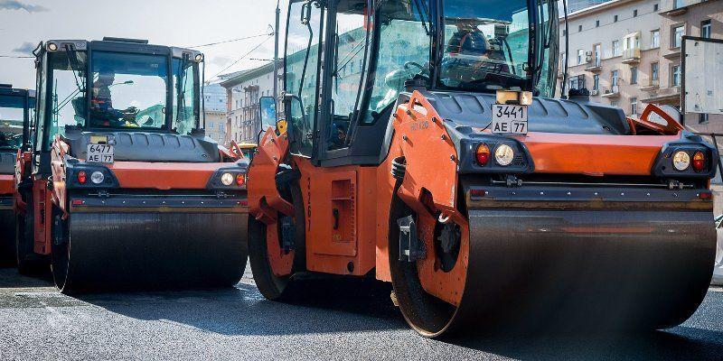 Ремонт более 15 участков дорог выполнят в Троицке до конца года
