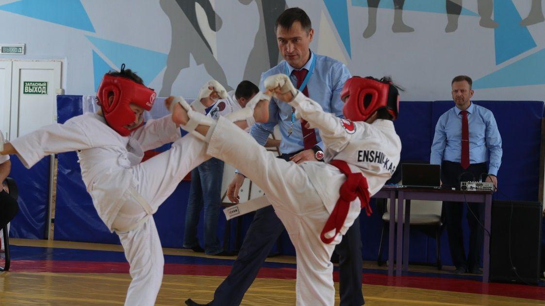 Смотр лучших участников соревнований «Мирный воин» стартовал в Московском
