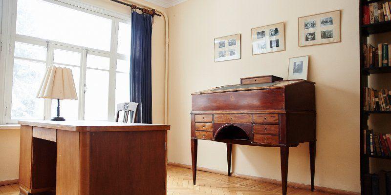 Проект реставрации подготовят для Дома-музея Бориса Пастернака