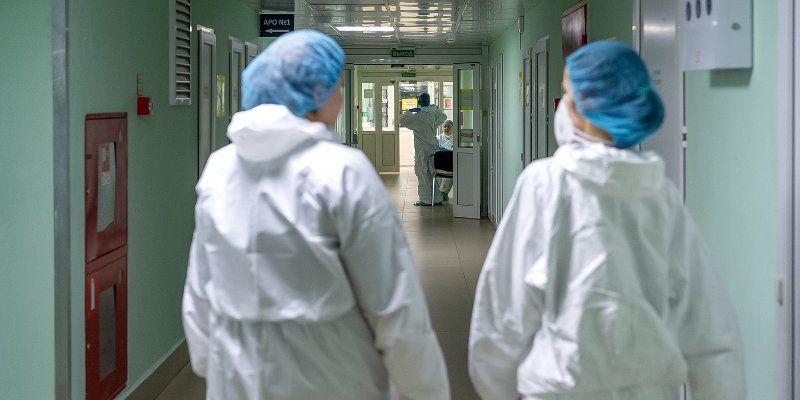 Еще 13 пациентов поступило в инфекционный центр Вороновского