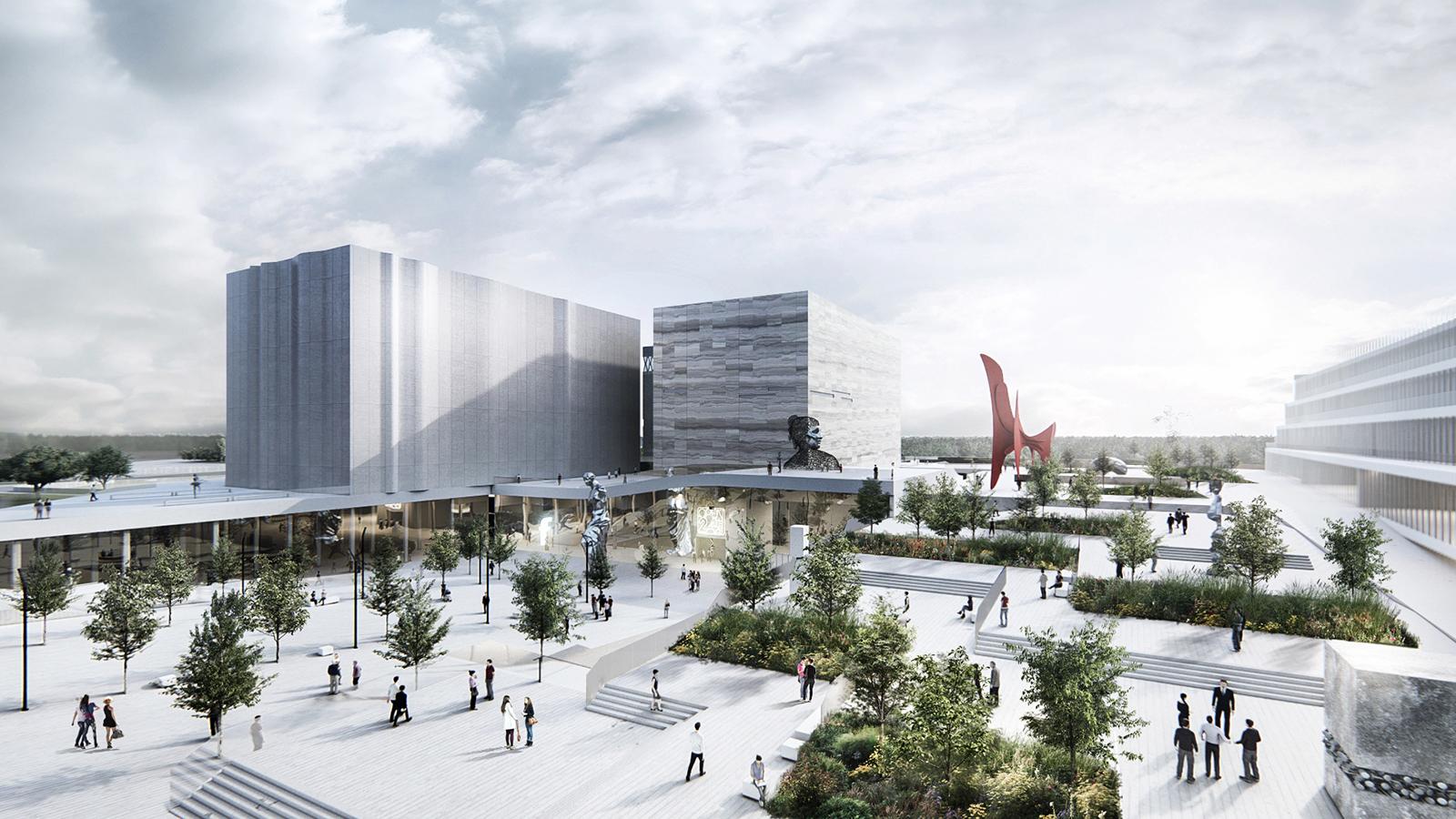 Музейный комплекс с кинотеатром откроют в Новой Москве