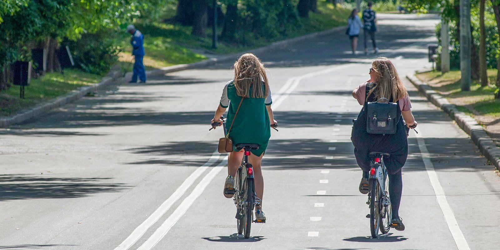 По маршрутам для двухколесного средства передвижения можно будет добраться в любую точку Новой Москвы. Фото: сайт мэра Москвы