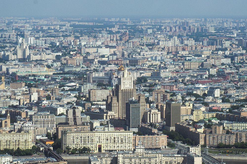 Финансовую поддержку во время пандемии предоставили семи миллионам москвичей