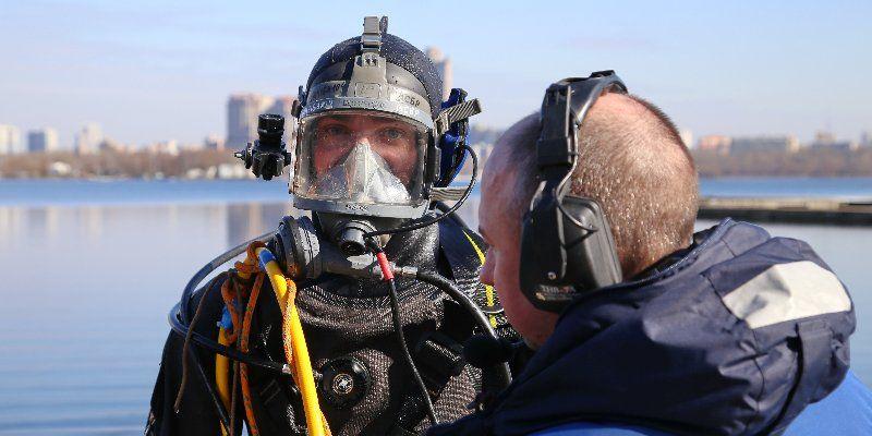 Московские спасатели получили новейшую технику и снаряжение