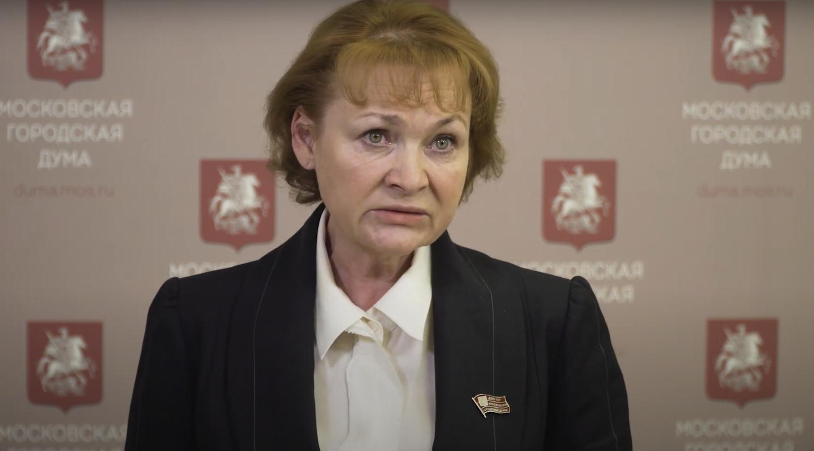 Депутат МГД Стебенкова: Соцработники до осени продолжат бесплатно доставлять лекарства
