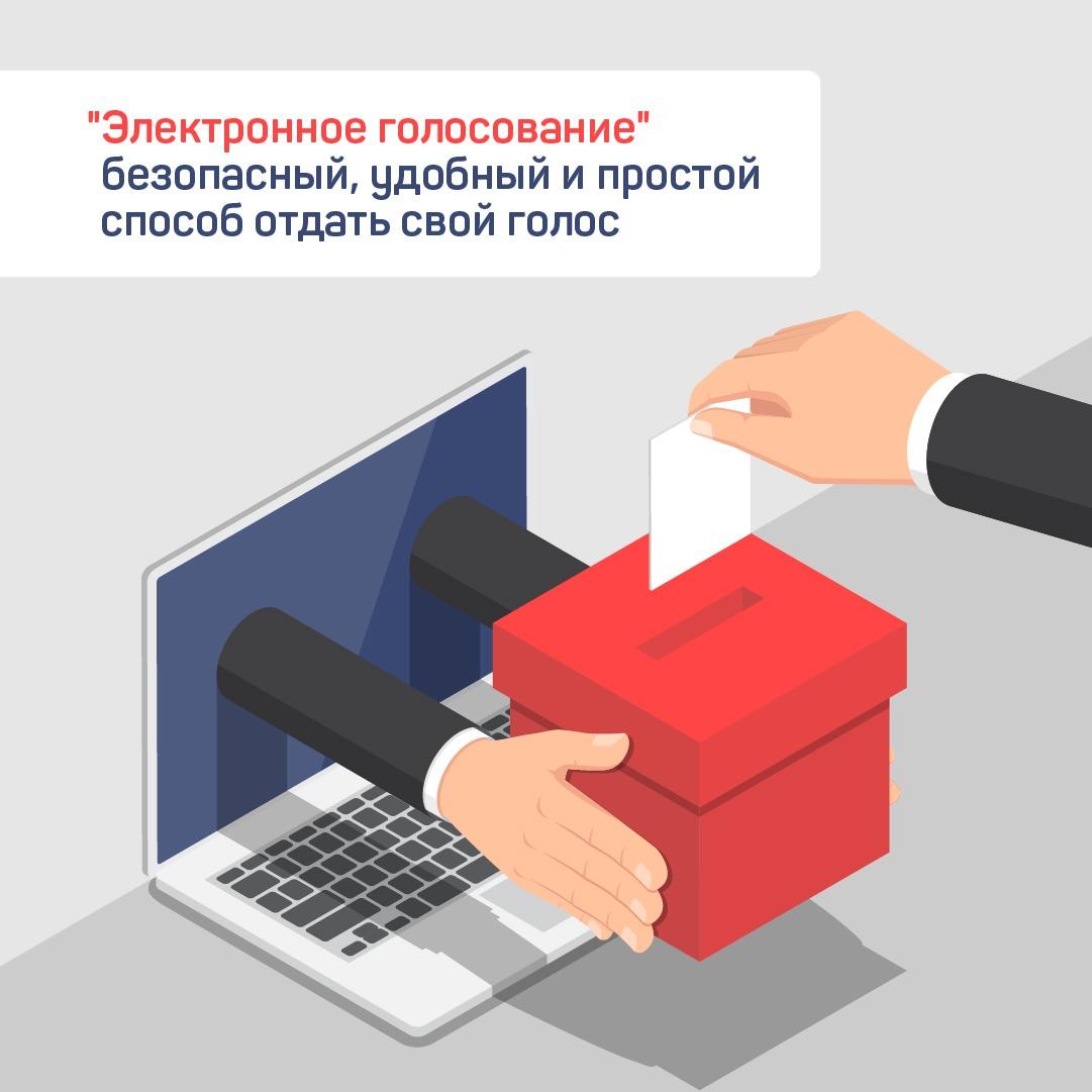 Голосовать за поправки в Конституцию Российской Федерации можно онлайн