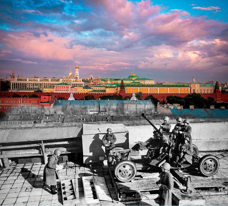 Проект «Живая память» в честь 75-летия Победы запустили на mos.ru