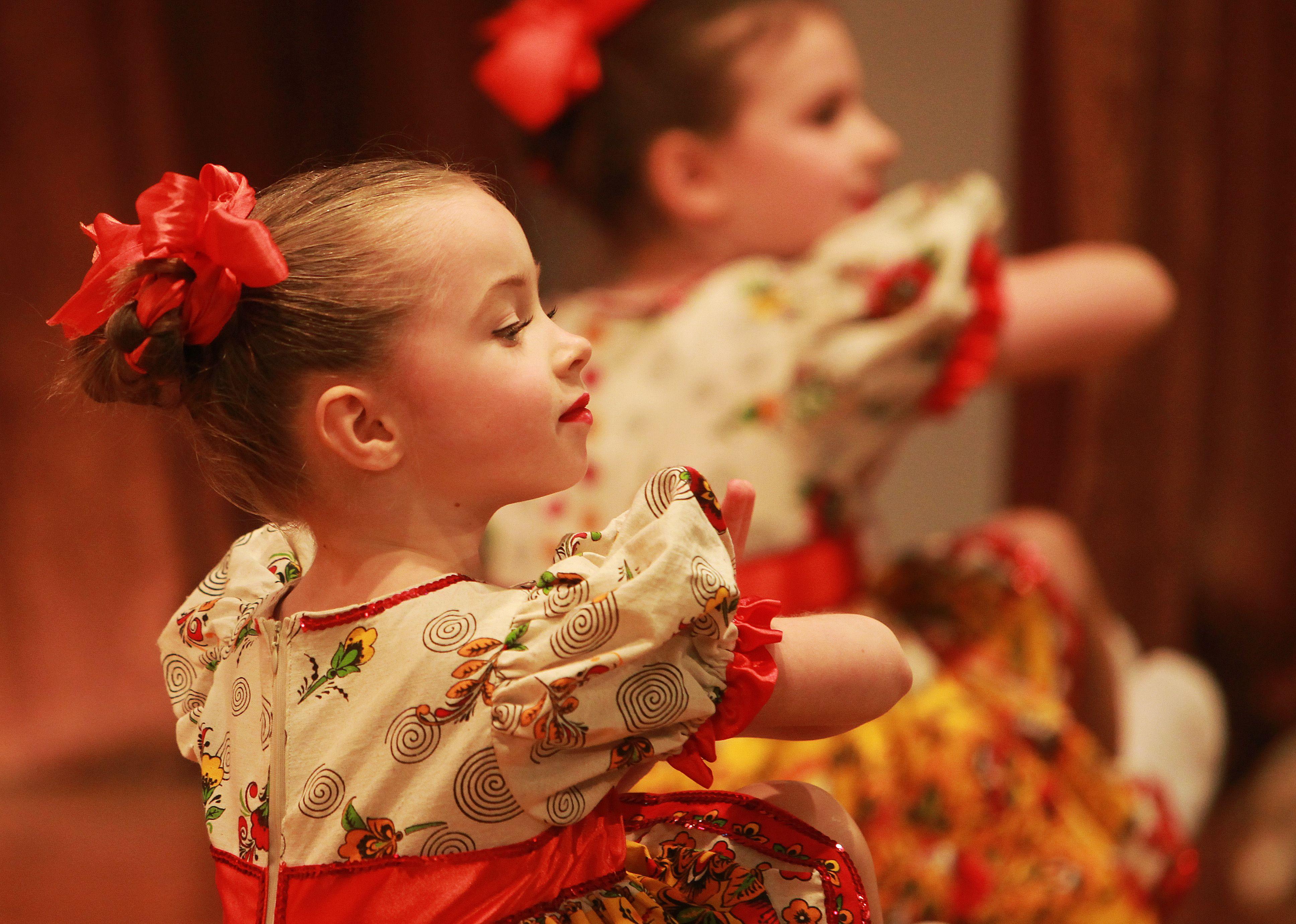 Лучшими в городском конкурсе по хореографии стали танцоры из Краснопахорского
