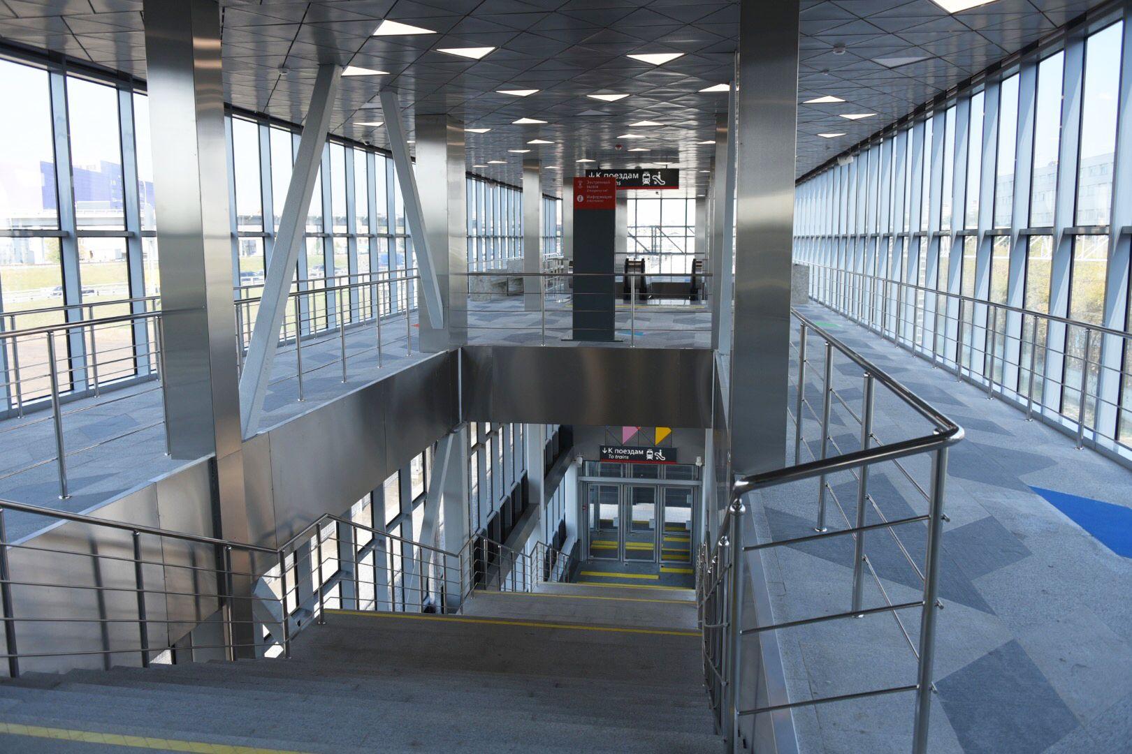 На МЦК через год откроется ТПУ «Черкизово»