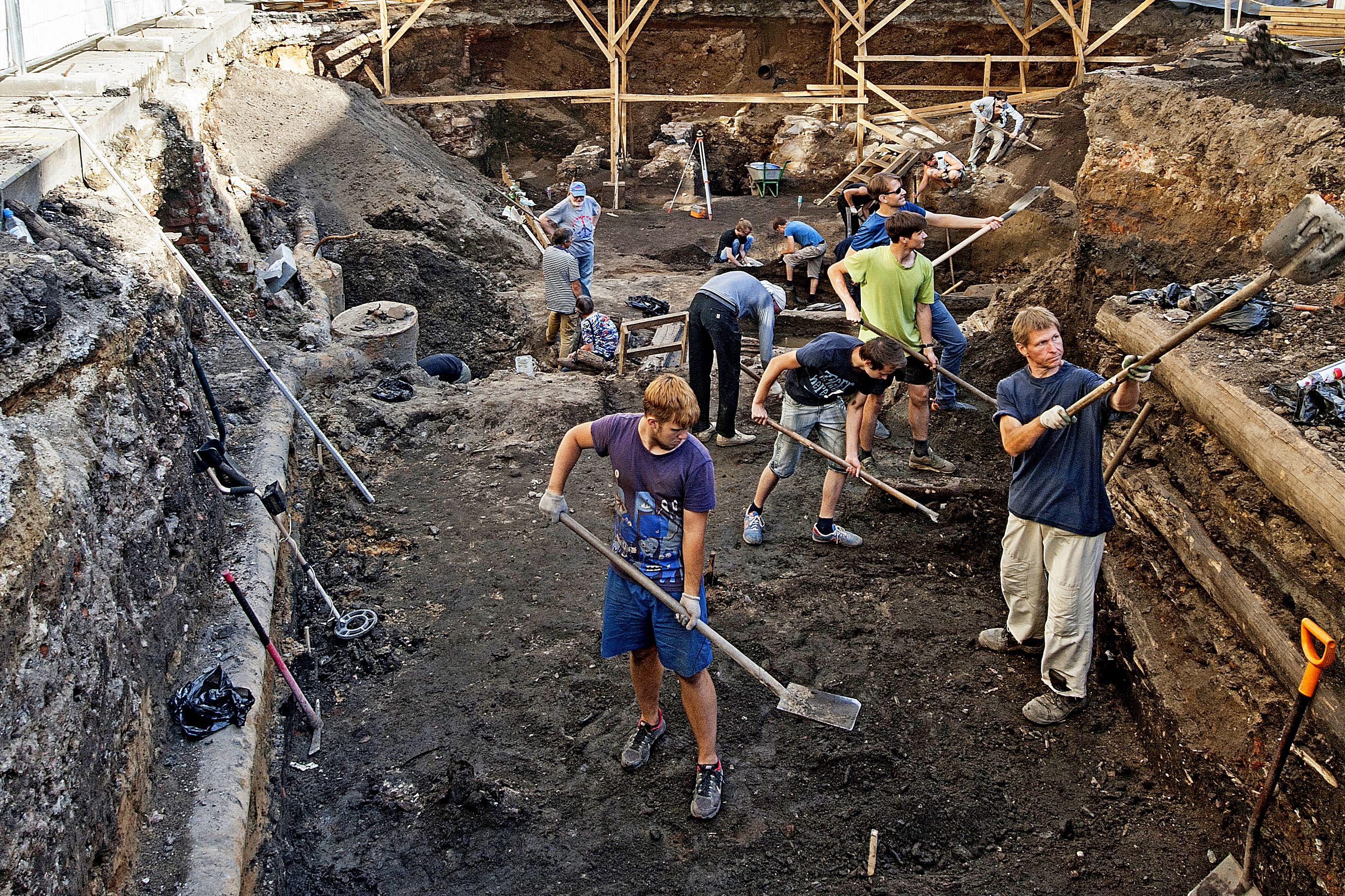 На территории Новой Москвы пройдут археологические работы