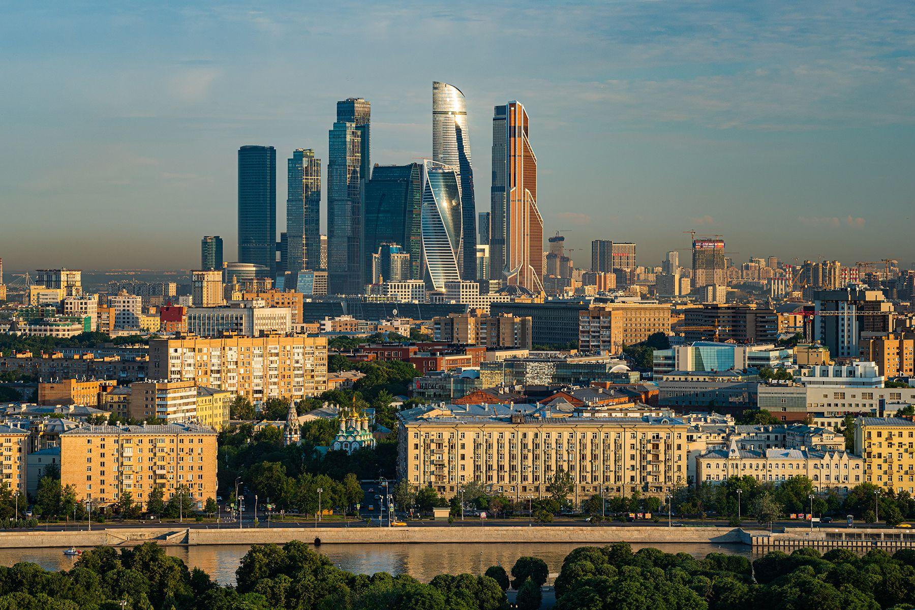 Московская пятница принесет тепло и солнце
