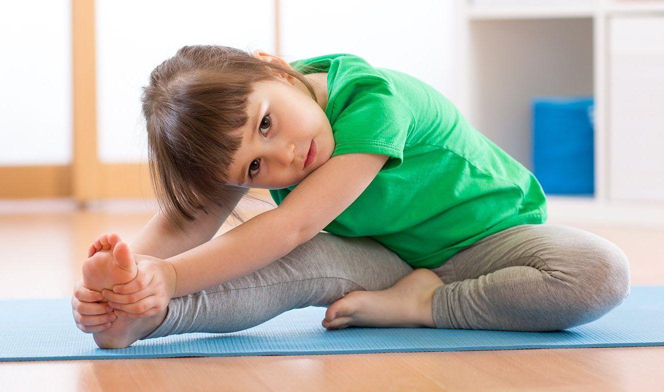 В здоровом теле здоровый дух: онлайн-тренировку по растяжке провели в Сосенском