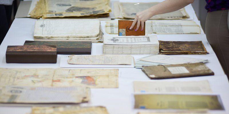 Порядка 200 тысяч человек посмотрели экспозицию онлайн-музея Главархива