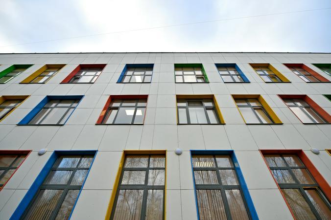 Около 40 корпусов школ и детсадов будет построено в Москве в 2020 году