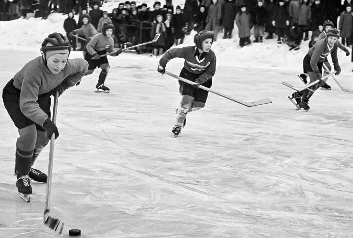 Онлайн-выставку Главархива пополнили спортивными снимками