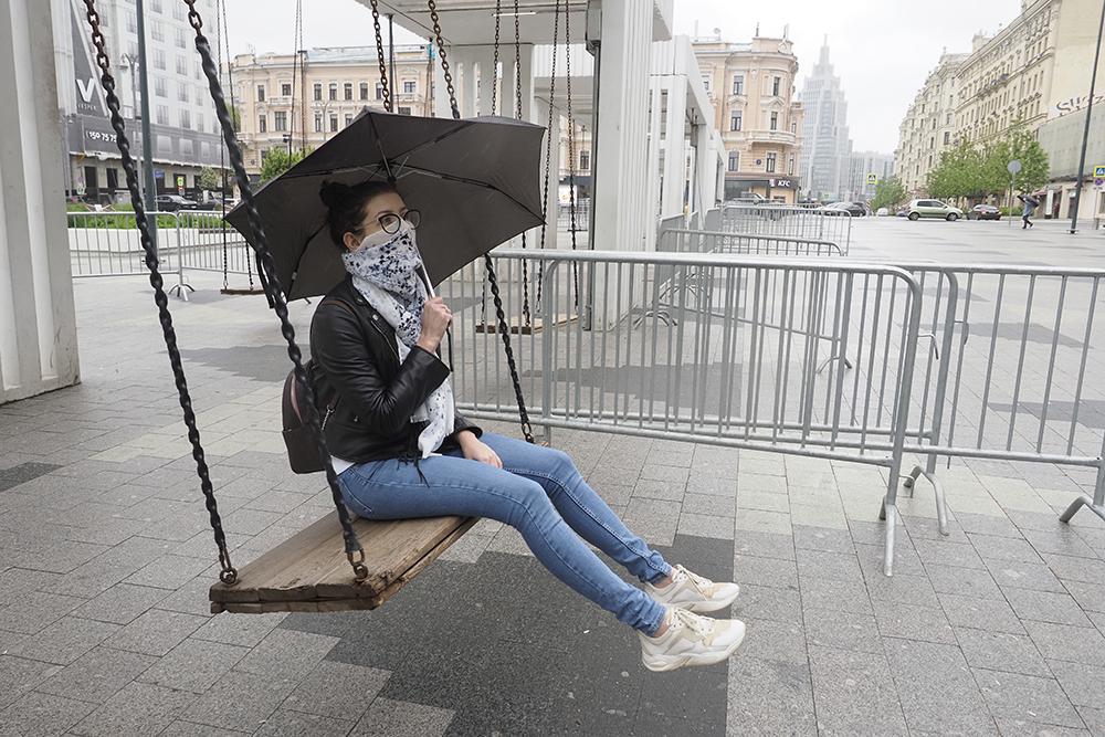 Москвичей предупредили о похолодании