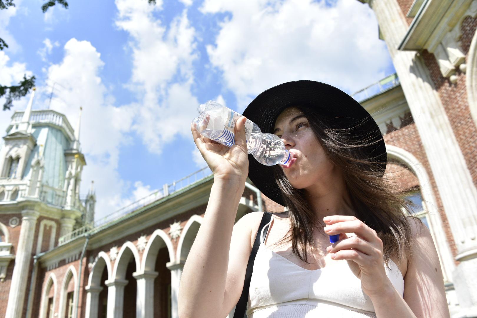 Температурный градиент спрогнозировали в Москве