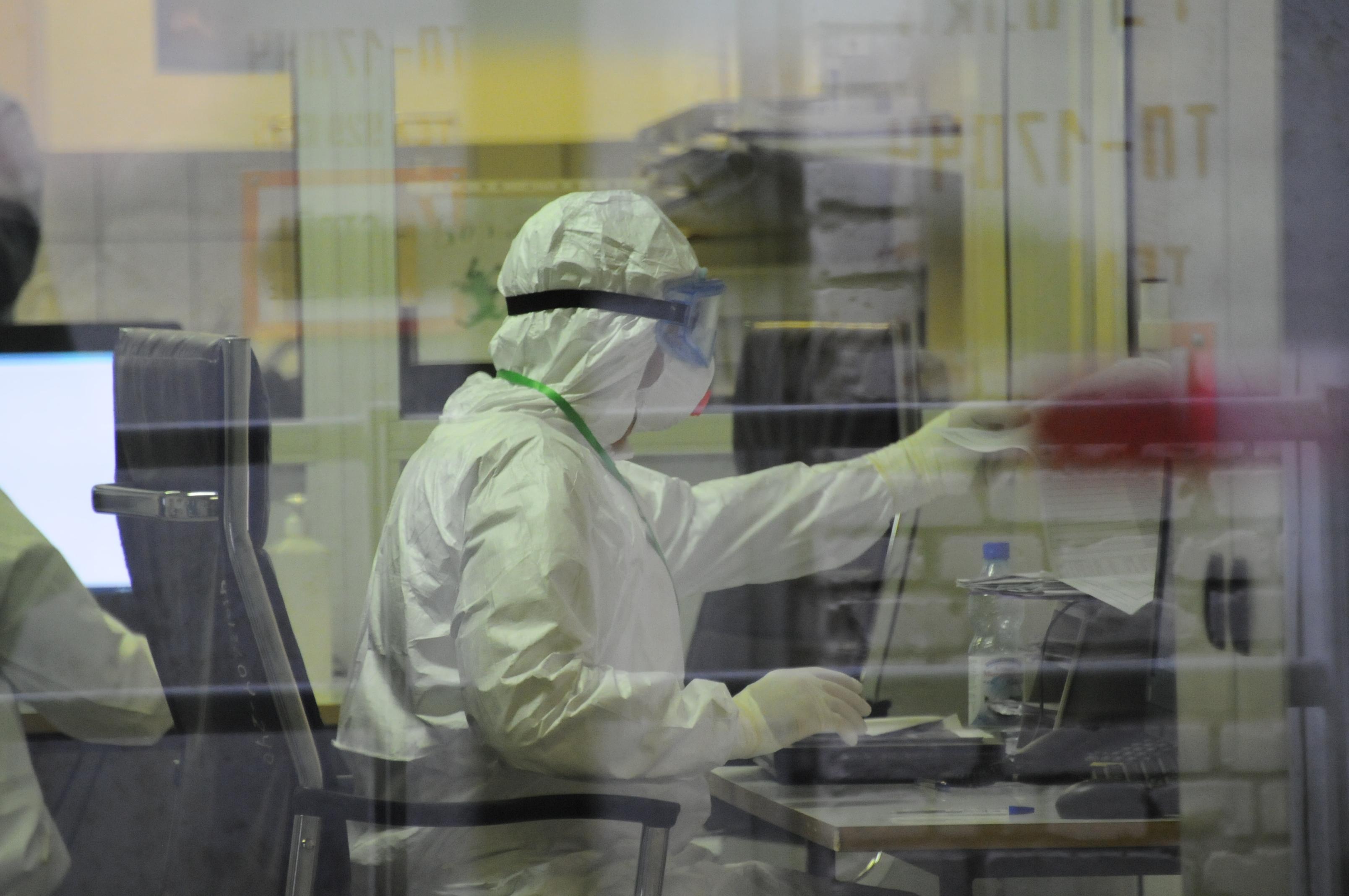 Еще 662 случая коронавируса обнаружили в Москве