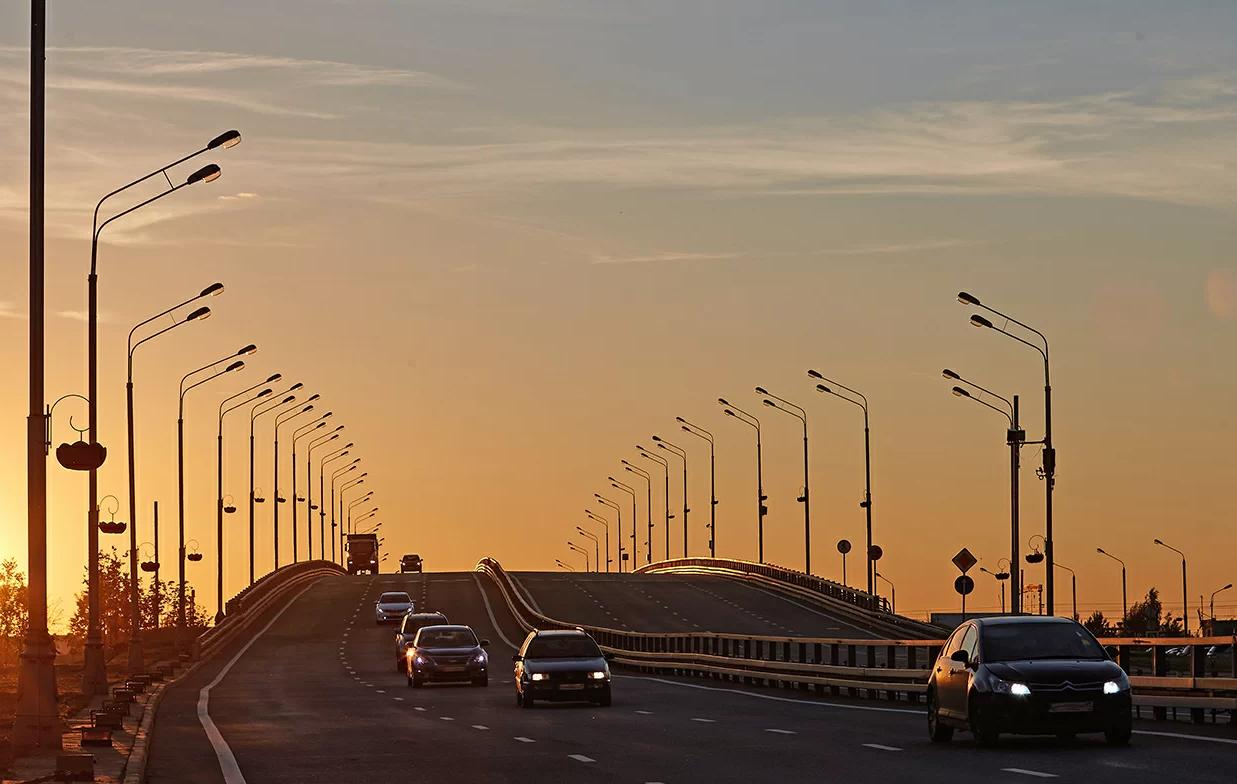 Ограничения движения транспорта введут в Новой Москве из-за строительства дороги