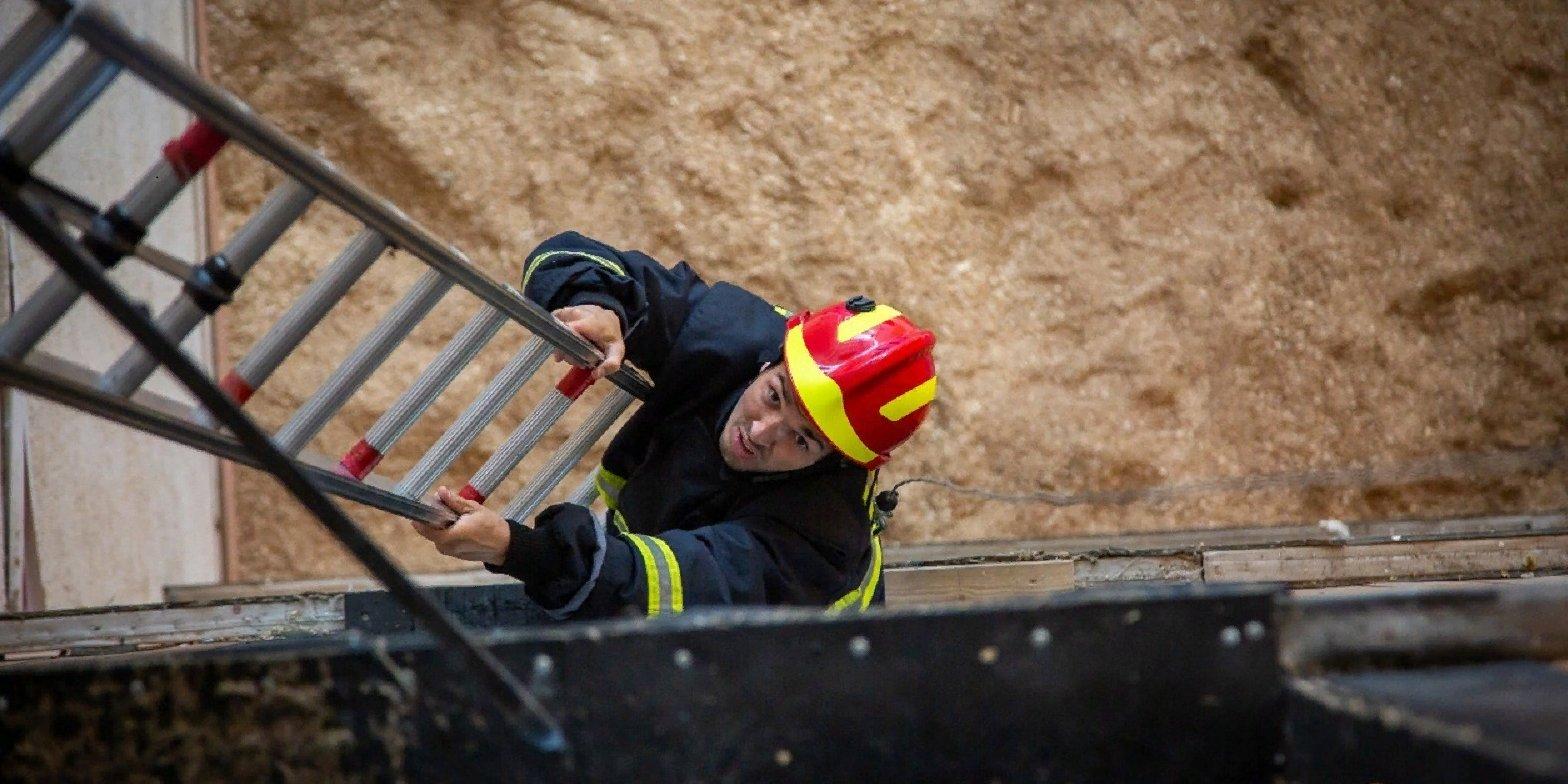Пожарные дали старт профессиональному конкурсу «Московские мастера»