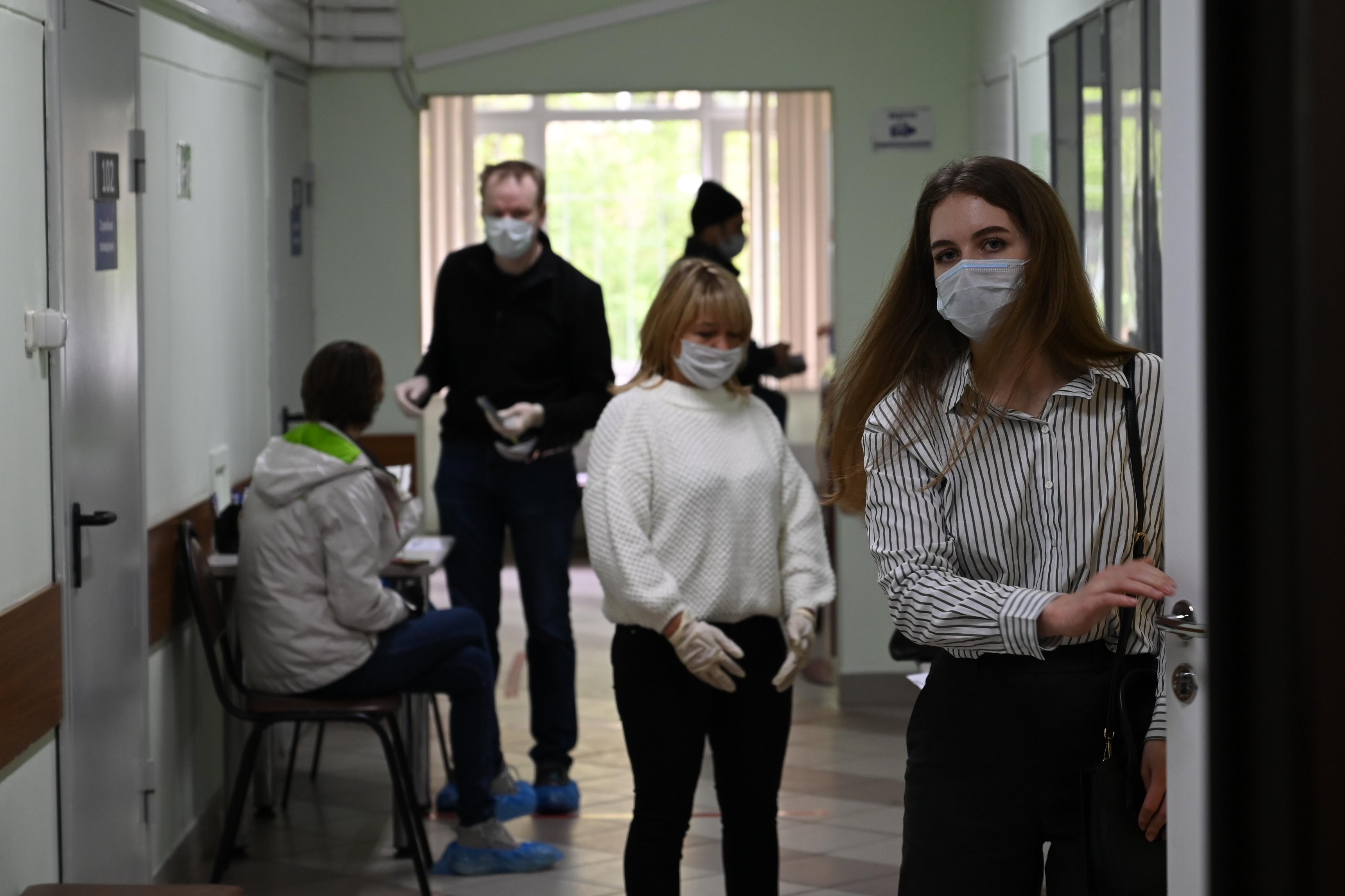 Москвичи проголосовали за капитальный ремонт поликлиник
