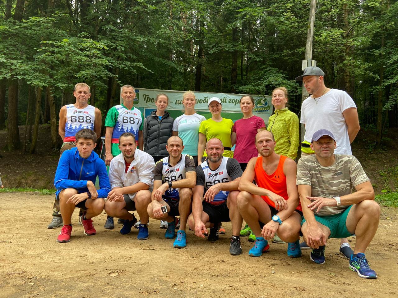 Призерами соревнований по легкоатлетическому кроссу стали спортсмены из Вороновского