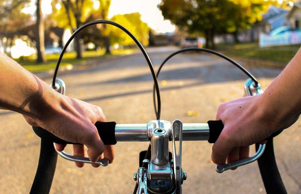 Велопарковка теперь есть в Щапове