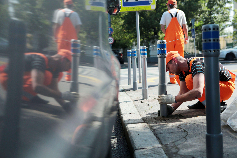 Безопасность пешеходам обеспечат в Краснопахорском