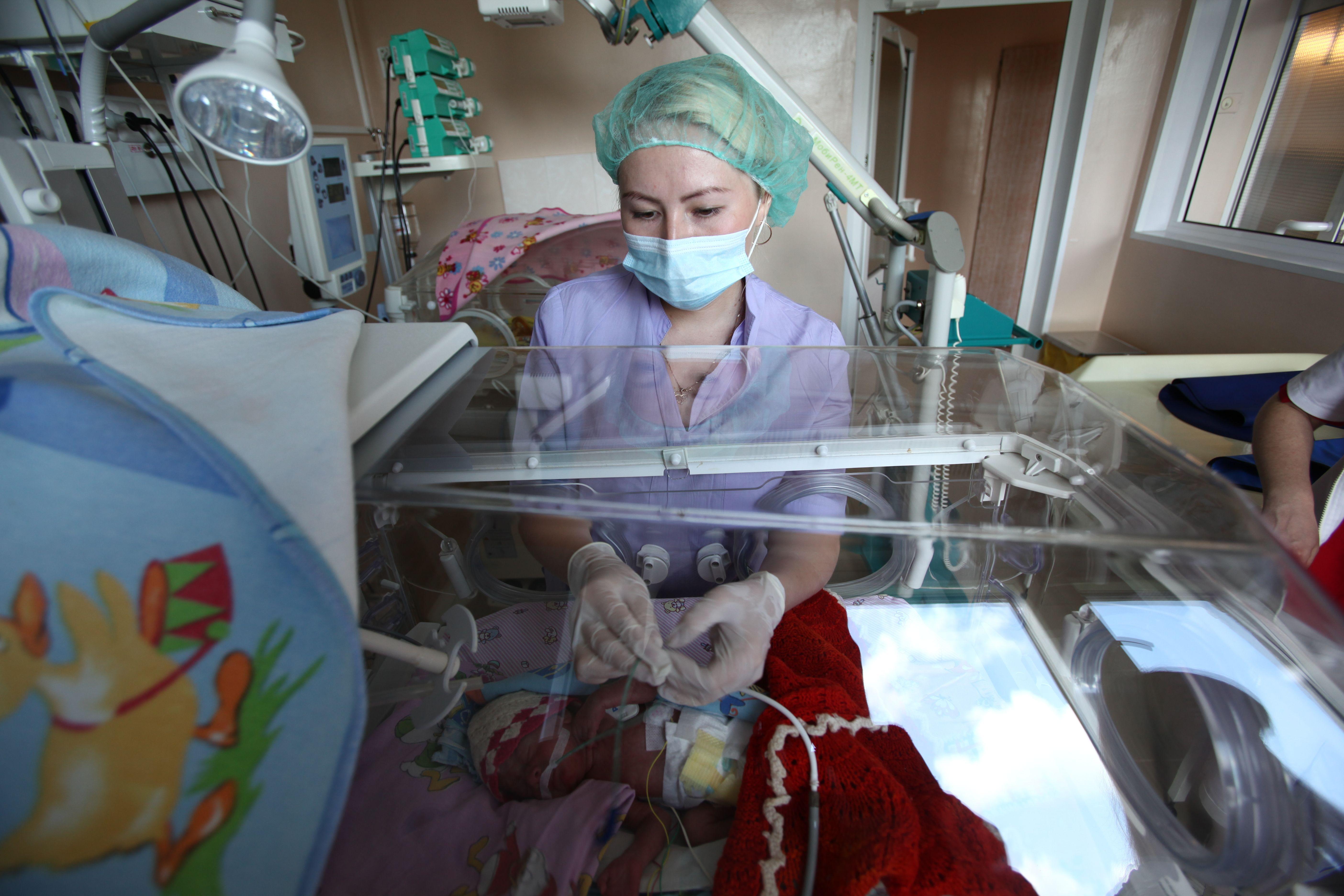 В Москве назвали самые популярные имена для новорожденных