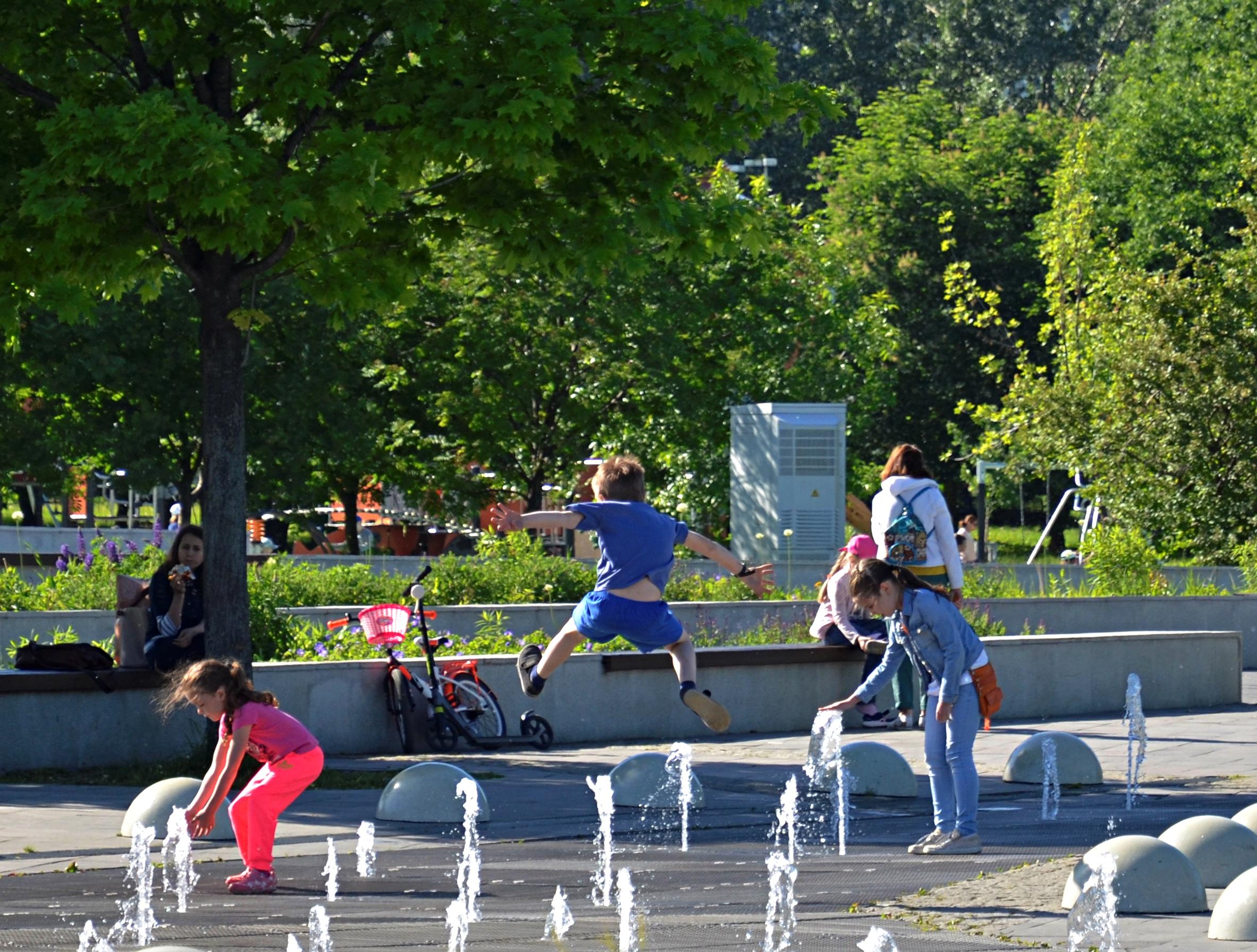 Жителей Подмосковья предупредили о жаркой погоде 11 июля. Фото: Анна Быкова