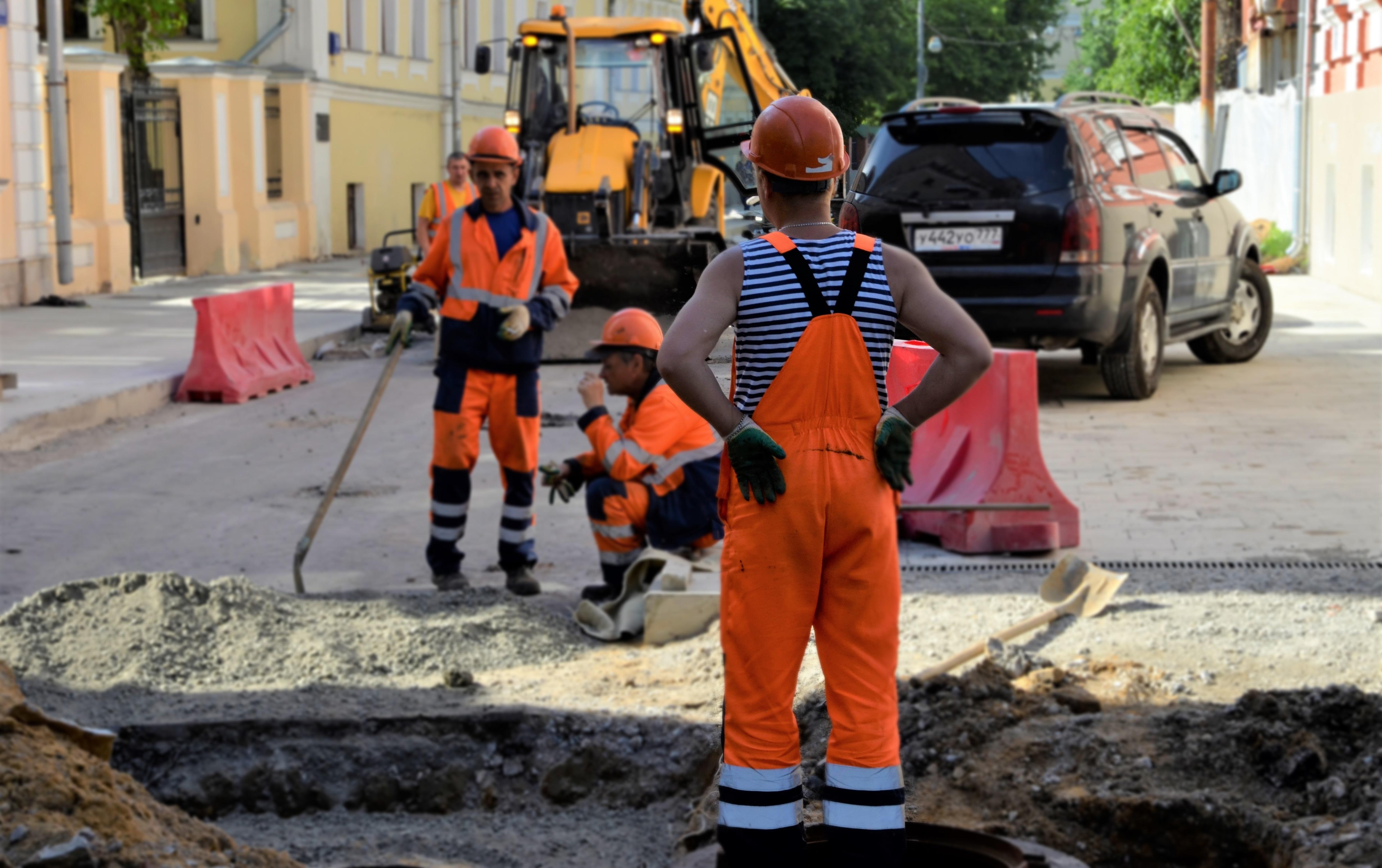 Качество улично-дорожной сети улучшат в Рязановском