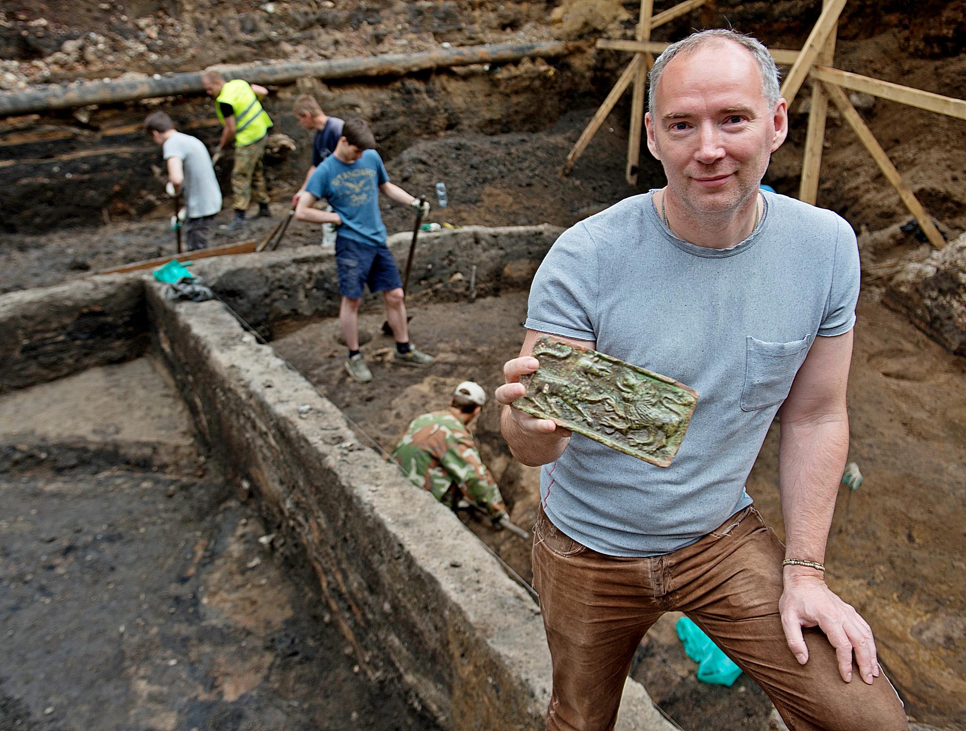 Московские археологи передадут находки времен Петра I в музеи
