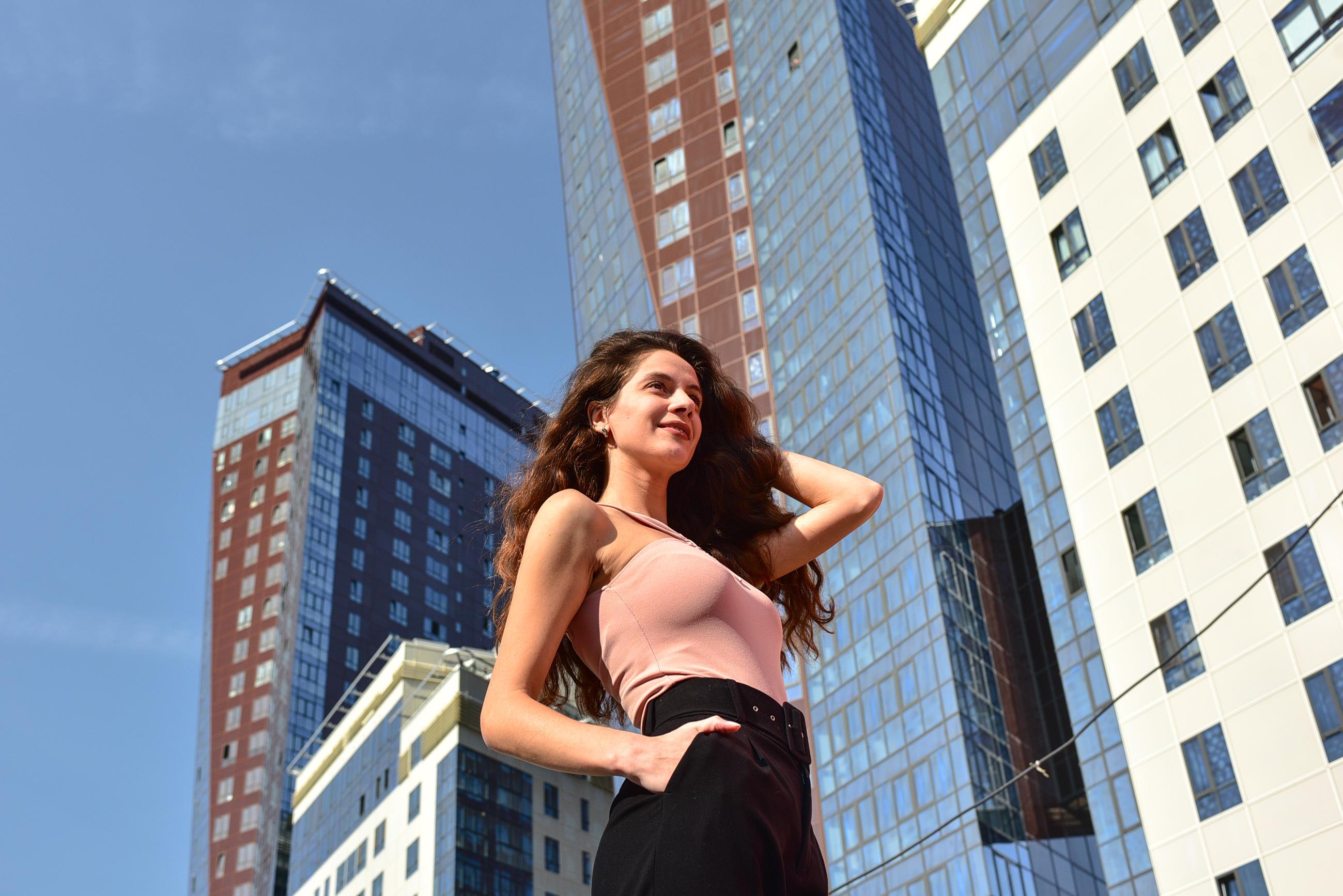 Площадь недвижимости в Москве увеличилась на пять миллионов «квадратов» за полгода
