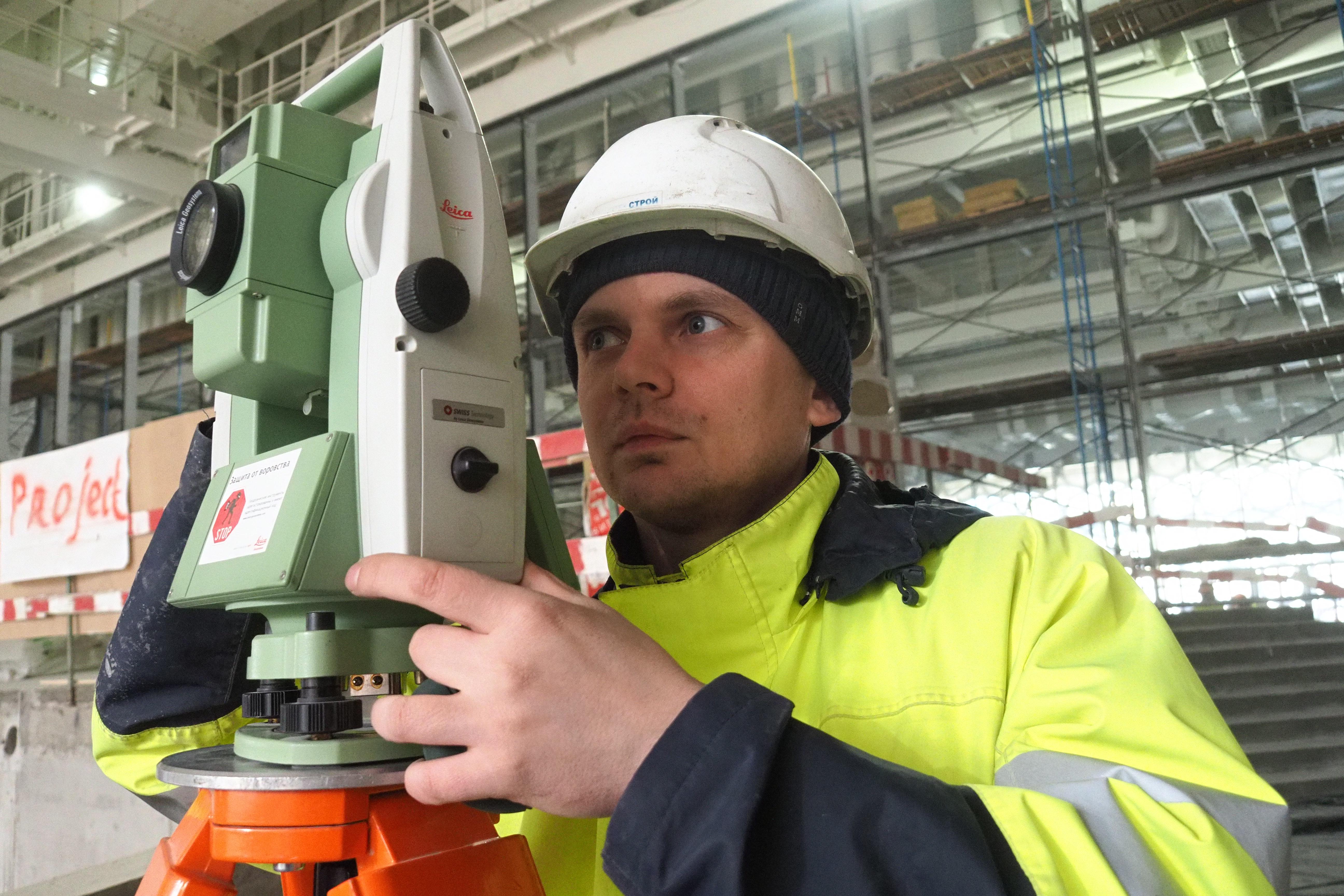 Новый завод по производству строительных модулей возведут в Марушкинском