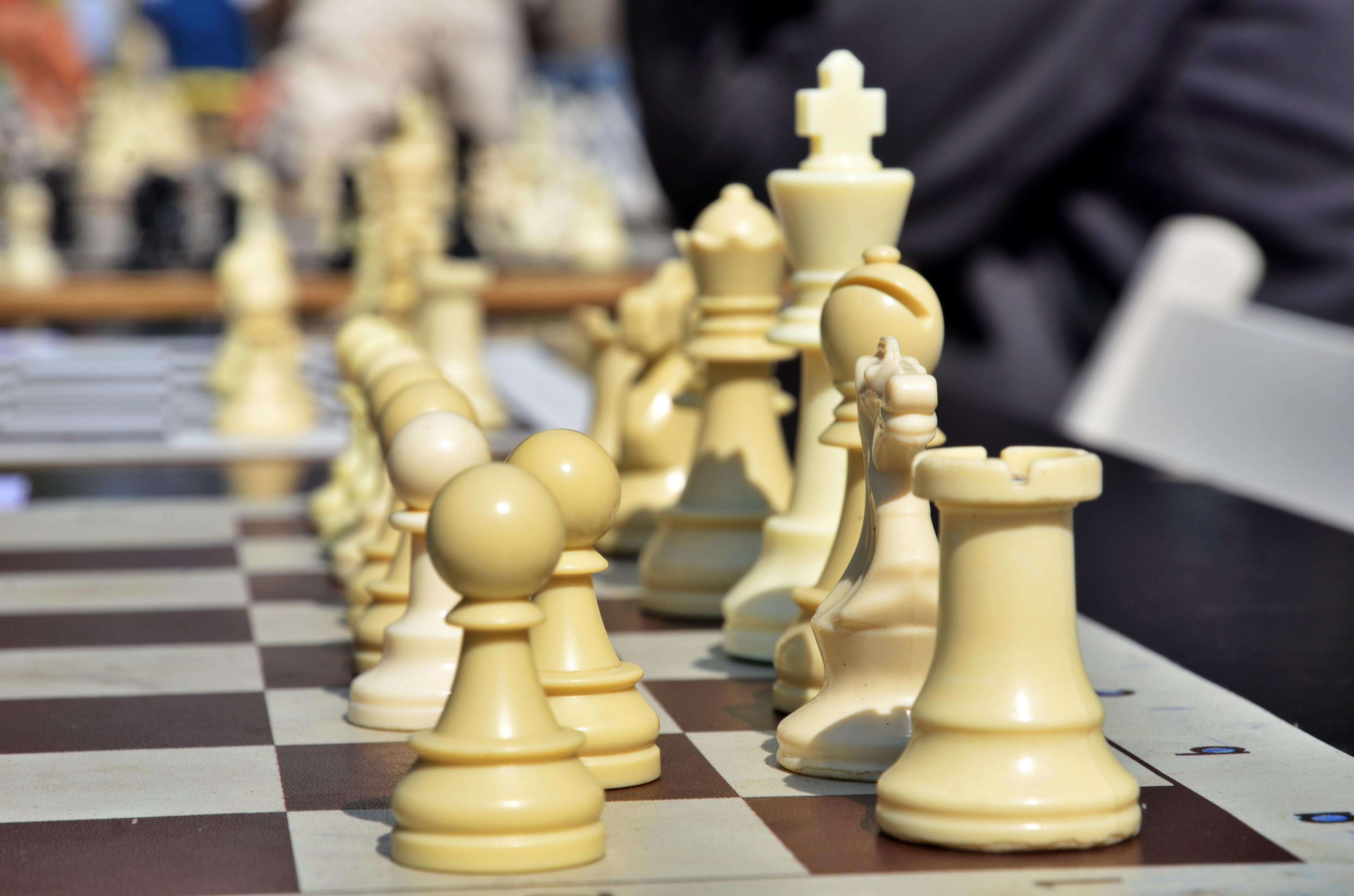 Сборная Михайлово-Ярцевского заняла первое место на окружных соревнованиях по шахматам