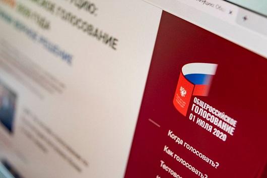 ЦИК: опубликовали итоги электронного голосования по поправкам в Конституцию