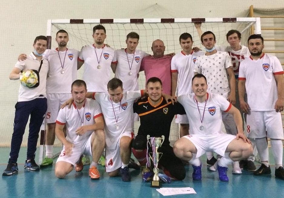 Серебряными призерами турнира по футболу стали спортсмены из Щаповского