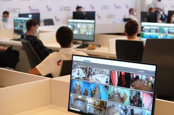 Общественная палата Москвы отправила запрос в столичную мэрию с просьбой наладить видеонаблюдение за выборами