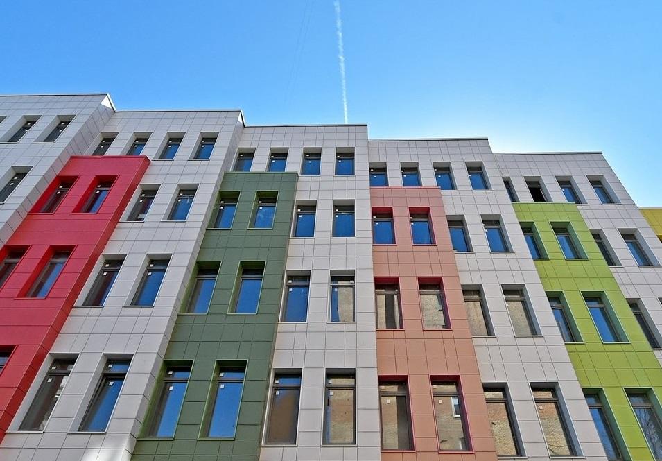 За восемь лет в ТиНАО построили 83 социальных объекта. Фото: сайт мэра Москвы