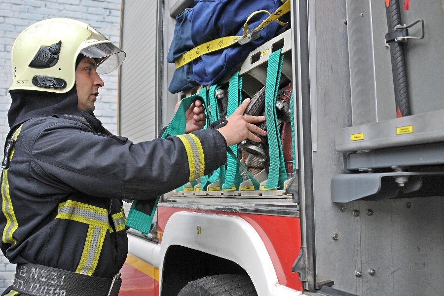 Сроки начала строительства обозначили для пожарного депо в Филимонковском