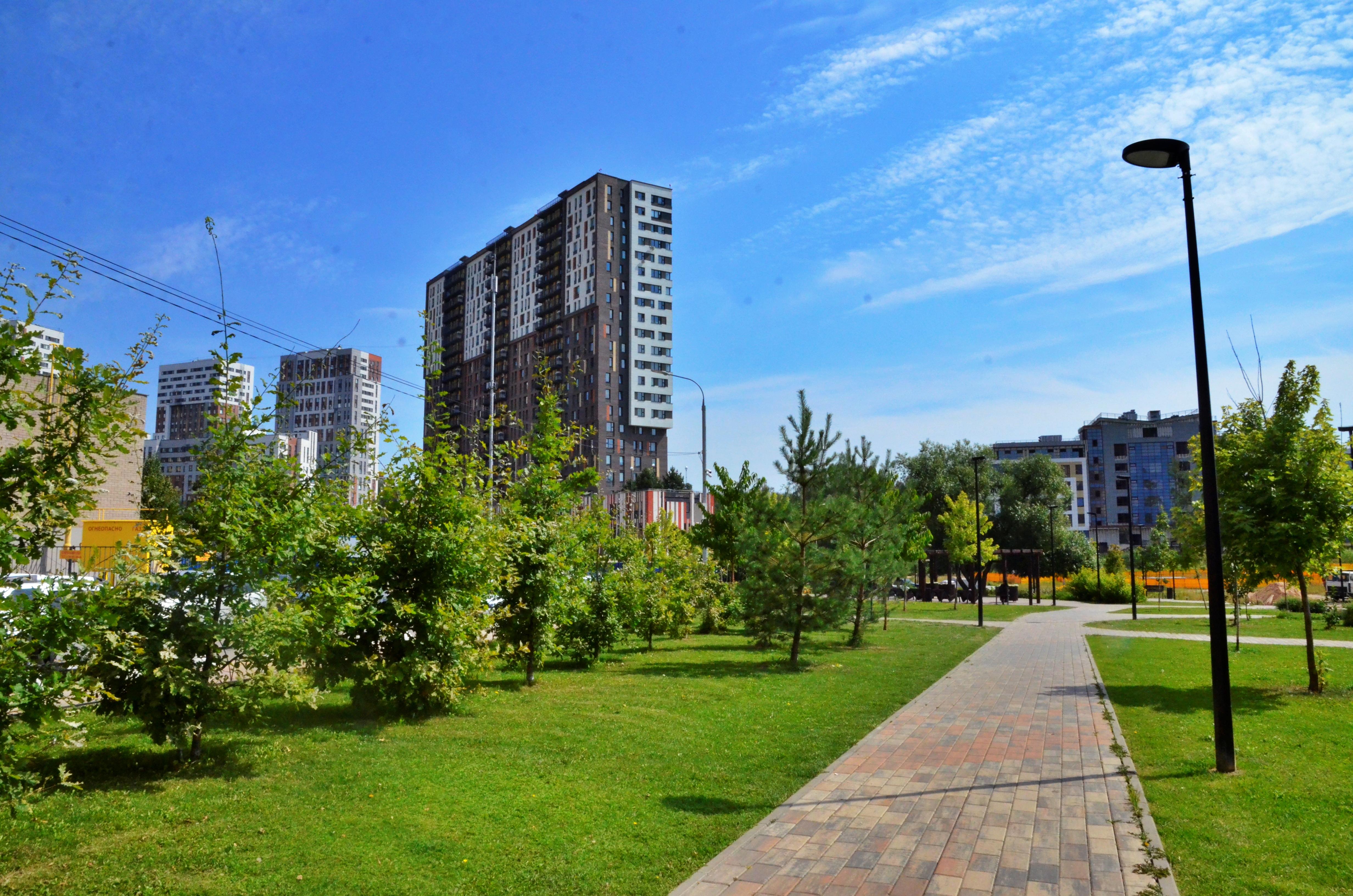Видеоролики о парках представили на платформе #Москвастобой