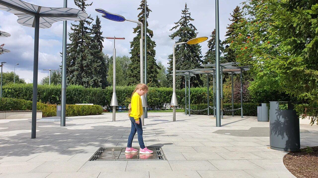 Попробовать себя в роли композитора или танцора теперь можно в столичных парках