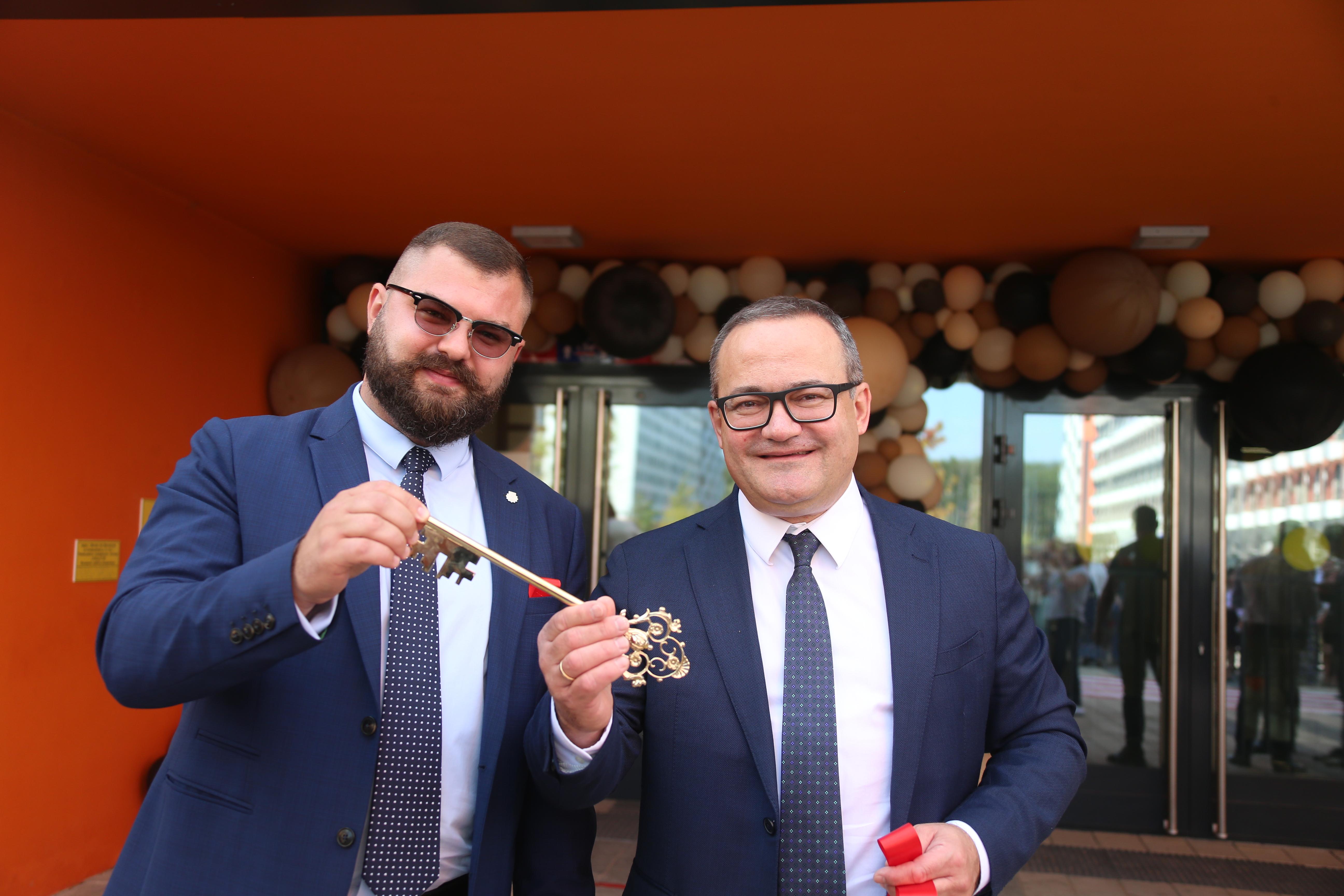 Официальное открытие школы и детского сада состоялось в Новой Москве
